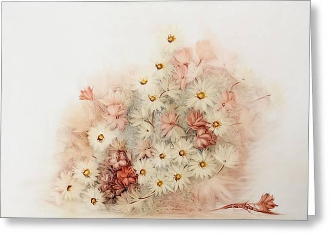 Sweetness Greeting Card by Fatima Stamato