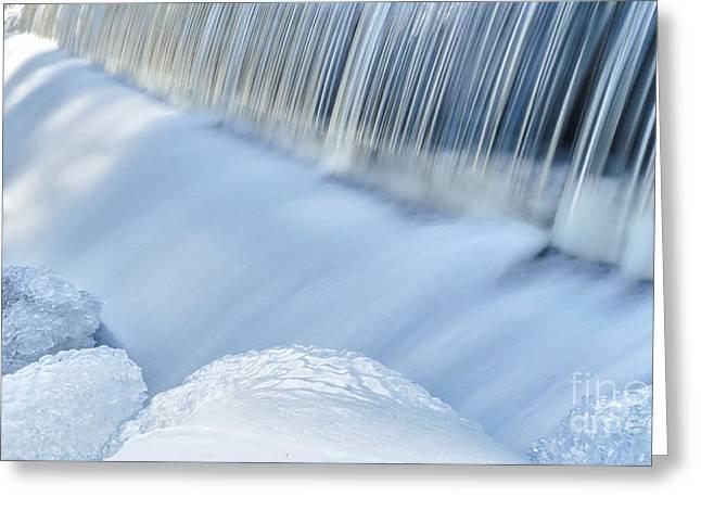 Swift River Reservation Petersham Massachusetts Greeting Card