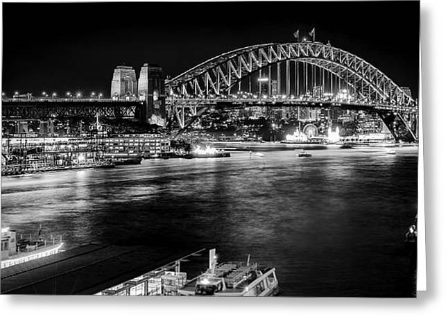Sydney - Circular Quay Greeting Card