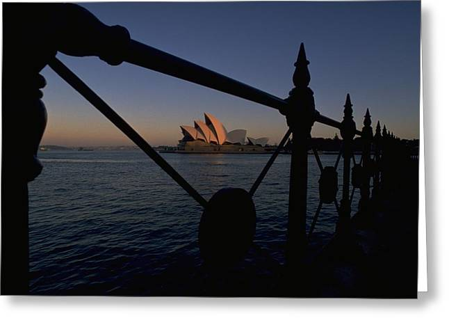 Sydney Opera House Greeting Card