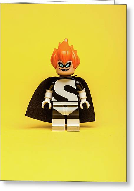 Syndrome Greeting Card