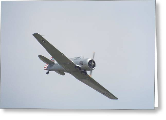 T-28 Lincoln Greeting Card