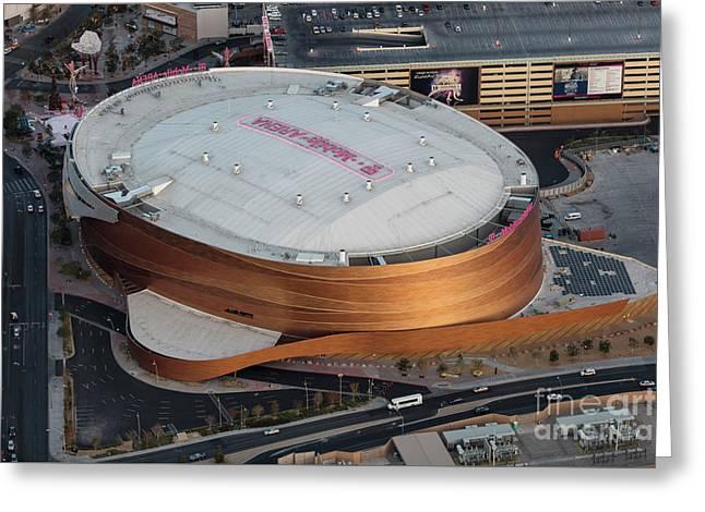 T-mobile Arena, Las Vegas Greeting Card