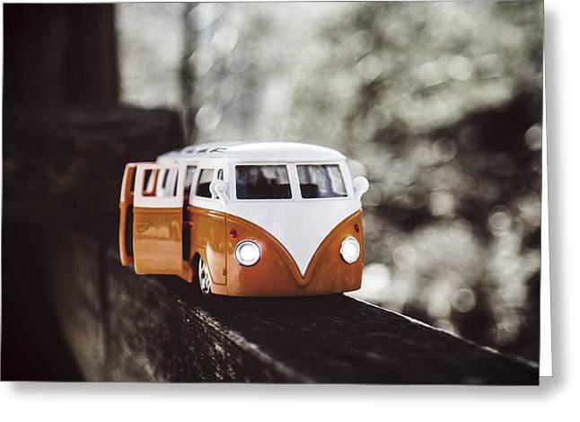 T1 Volkswagen Greeting Card