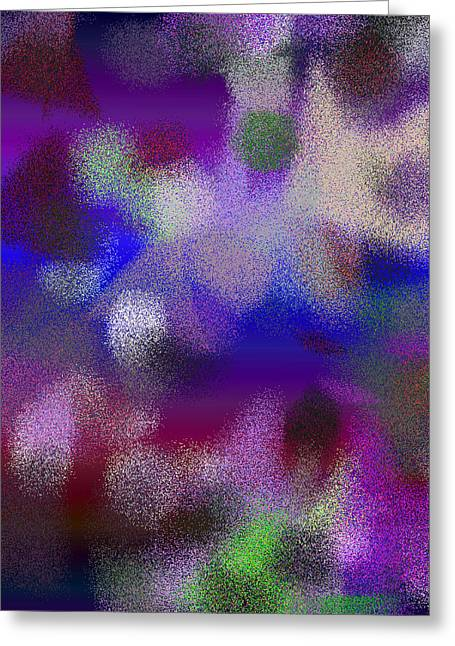 White Digital Art Greeting Cards - T.1.1612.101.4x5.4096x5120 Greeting Card by Gareth Lewis