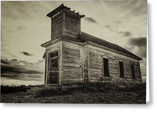 Taiban Presbyterian Church, New Mexico #2 Greeting Card