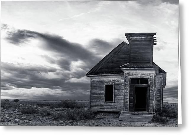 Taiban Presbyterian Church, New Mexico #3 Greeting Card