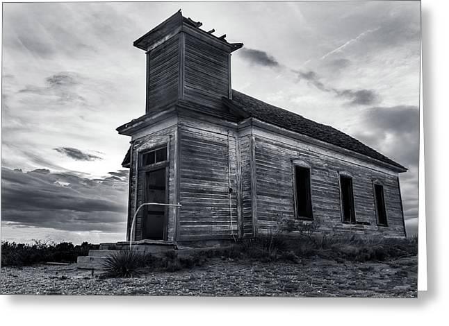 Taiban Presbyterian Church, New Mexico Greeting Card