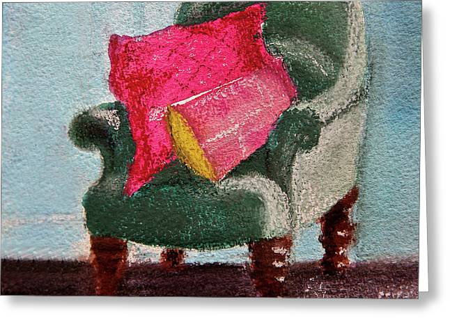 Take A Rest Greeting Card by Linde Townsend
