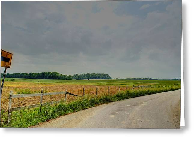 Take Me Home Greeting Card by Off The Beaten Path Photography - Andrew Alexander