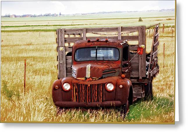 Take Me With You Greeting Card by Image Takers Photography LLC - Carol Haddon and Laura Morgan