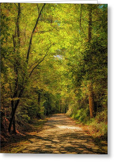 Tallulah Trail Greeting Card