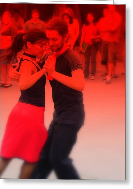Tango Catalan Greeting Card
