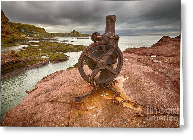 Tantallon Castle Views Greeting Card