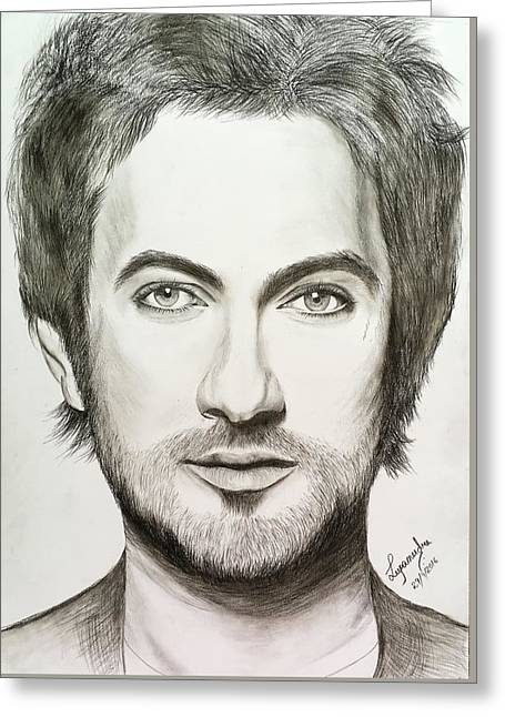 Tarkan Greeting Card