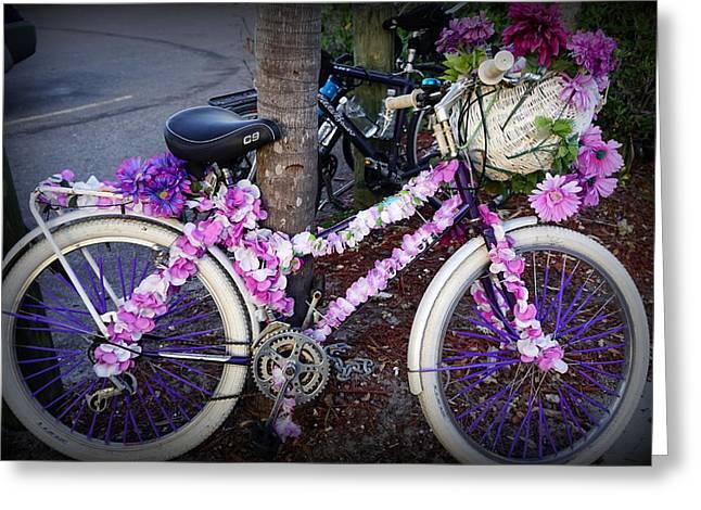 Tarpon Bike Greeting Card