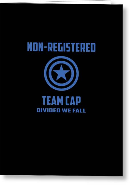 Captain america greeting cards page 7 of 14 fine art america team cap greeting card m4hsunfo