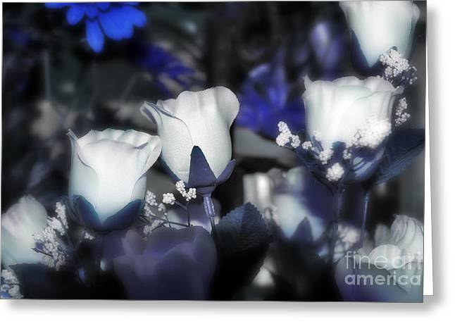 Tender Thoughts Greeting Cards Fine Art America