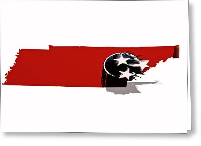 Tennessee 6a Greeting Card by Brian Reaves
