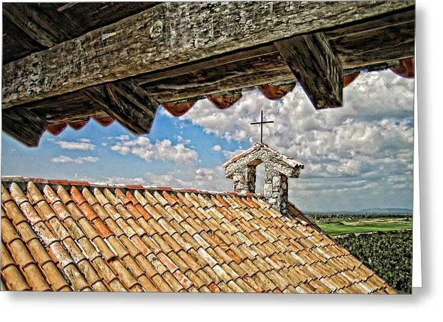 Terra Cotta Church Greeting Card
