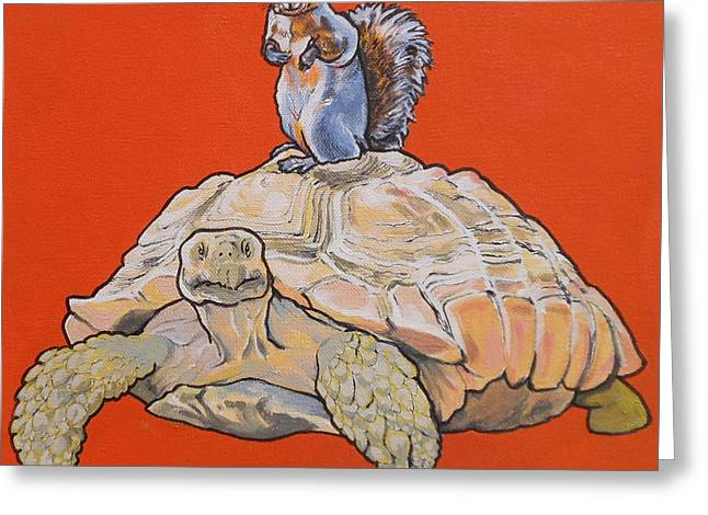 Terwilliger The Turtle Greeting Card
