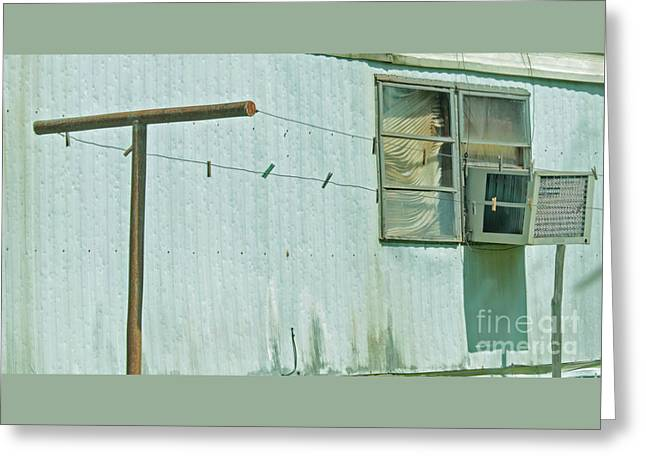 Texas Trailer Greeting Card by Joe Jake Pratt