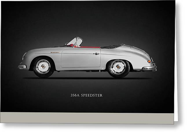The 356a Speedster Greeting Card