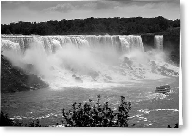 The American Falls Greeting Card