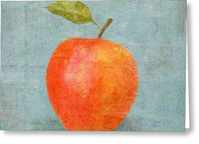 The Apple Still Life Greeting Card