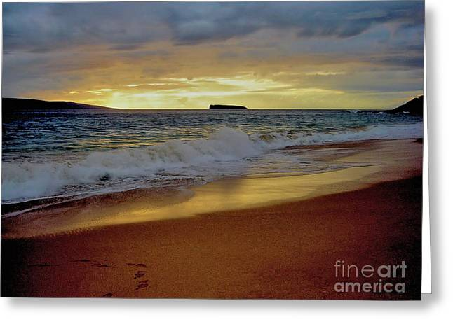 The Aura Of Molokini Greeting Card
