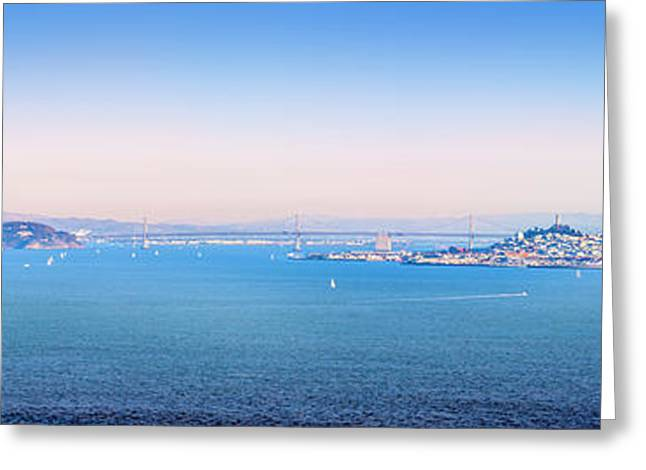The Bay Greeting Card