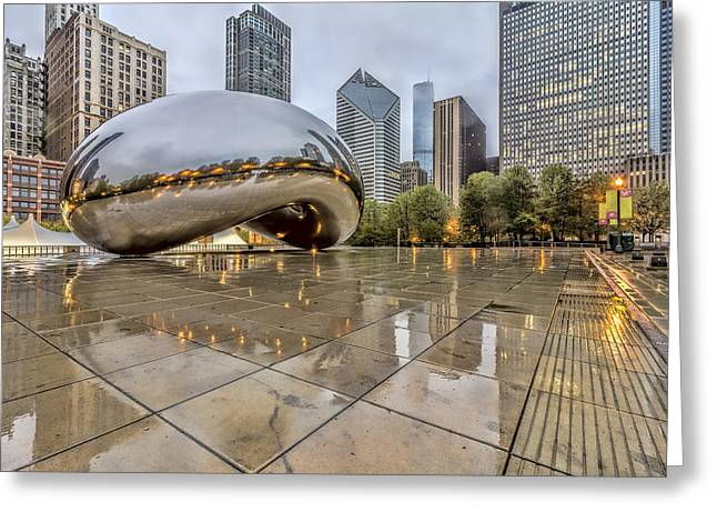 The Bean Hdr 01 Greeting Card