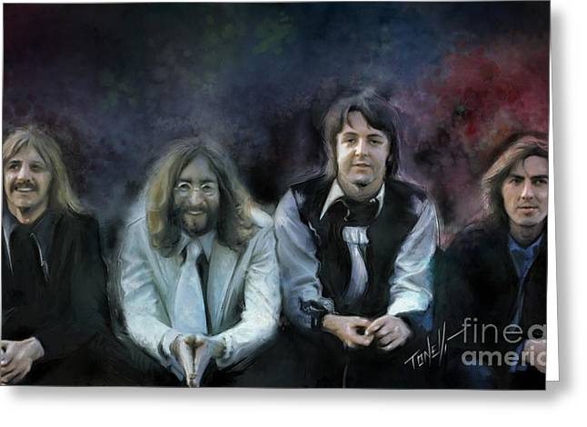 The Beatles. When I'm 64 Greeting Card