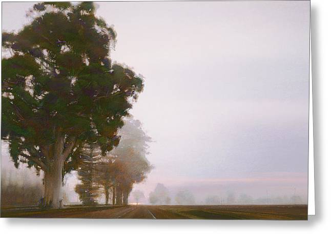 The Big Eucalyptus Greeting Card