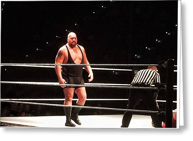 The Big Show Greeting Card