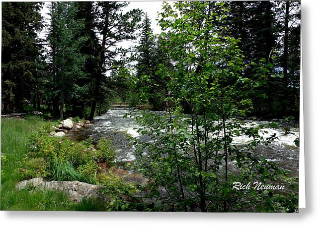 The Big Thompson Greeting Card