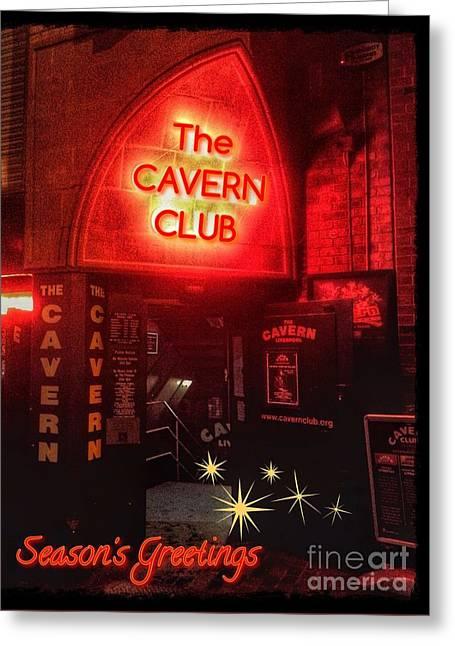 The Cavern Club Greeting 2 Greeting Card