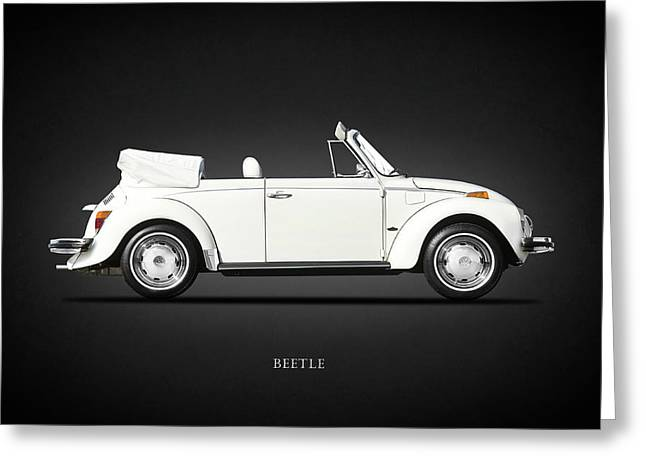 The Classic Beetle Greeting Card
