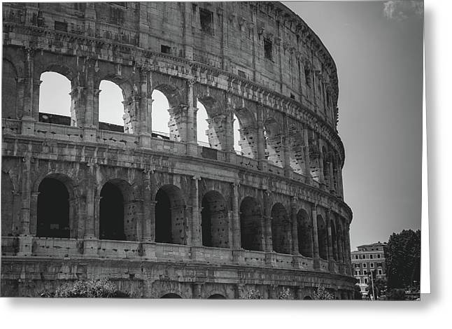 The Colosseum, Rome Italy Greeting Card