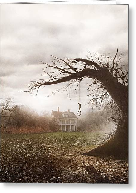 The Conjuring 2013  Greeting Card