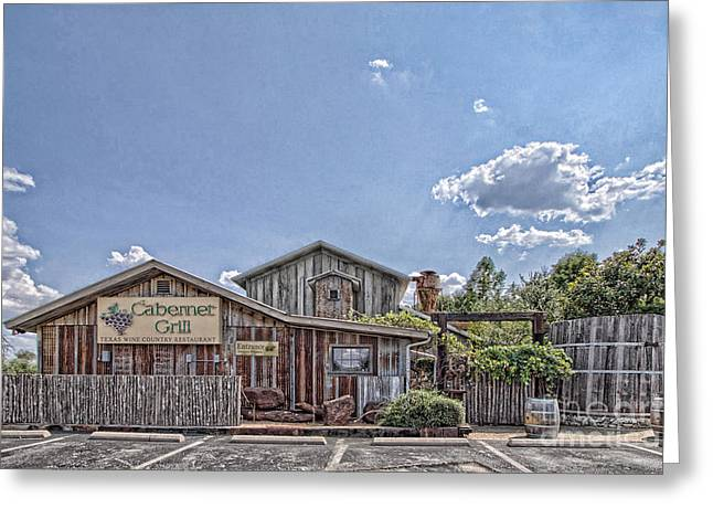 The Cotton Gin Village Greeting Card