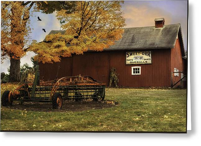The Country Tack Shop Greeting Card