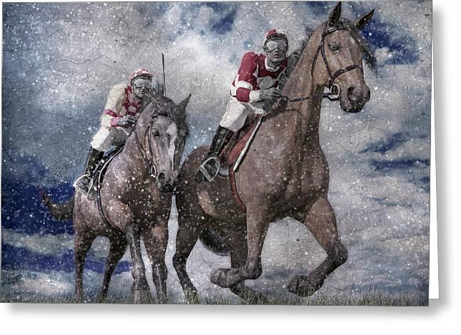 The Derby Greeting Card