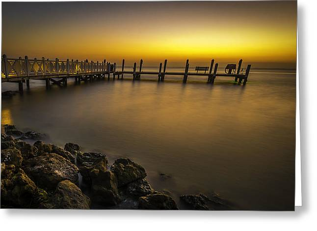 Captiva Sunrise Greeting Card