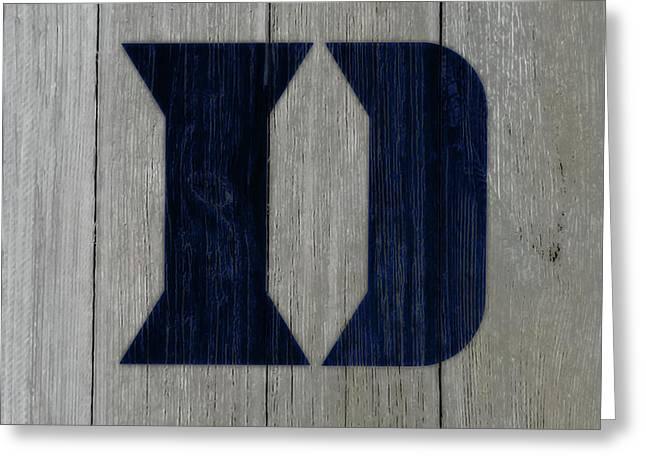 The Duke Blue Devils 1g Greeting Card
