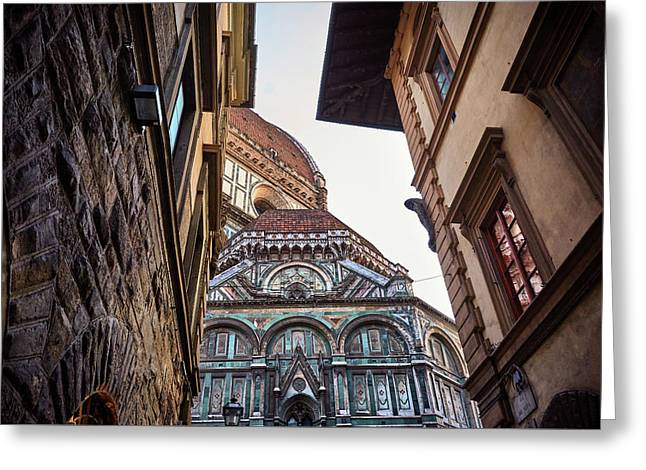 The Duomo Greeting Card