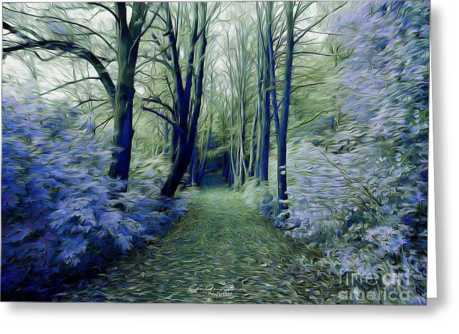 The Enchanted Wood Greeting Card