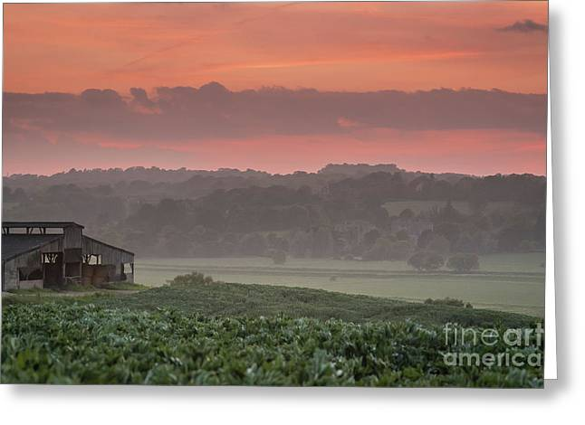 The English Landscape 2 Greeting Card