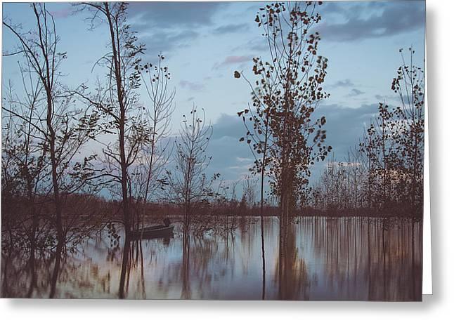 The Flood Greeting Card