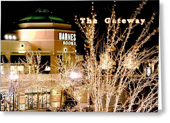 The Gateway Mall Greeting Card